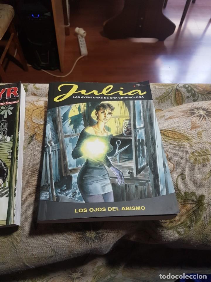 JULIA - DYLAN DOG - VIENTO MAGICO - NATHAN NEVER - DAMPYR - (Tebeos y Comics - Comics otras Editoriales Actuales)