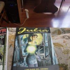 Cómics: JULIA - DYLAN DOG - VIENTO MAGICO - NATHAN NEVER - DAMPYR -. Lote 217899980