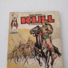 Cómics: KULL + THOR + KAZAR + CAPITÁN AMÉRICA + MOTORISTA FANTASMA. Lote 217903856