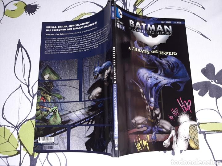 Cómics: Batman el caballero oscuro: A través del espejo - Foto 2 - 217933475