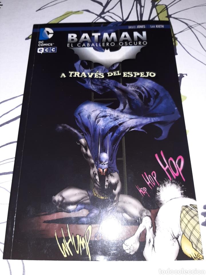 BATMAN EL CABALLERO OSCURO: A TRAVÉS DEL ESPEJO (Tebeos y Comics - Comics otras Editoriales Actuales)
