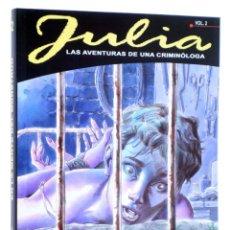 Cómics: JULIA, LAS AVENTURAS DE UNA CRIMINÓLOGA 2. EN LA MENTE DEL MONSTRUO (BERARDI) ALETA, 2011. OFRT. Lote 269131548