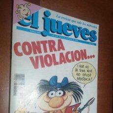 Cómics: EL JUEVES 680. VARIOS AUTORES. GRAPA. BUEN ESTADO.. Lote 218121352