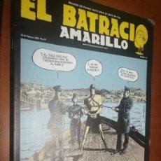 Cómics: EL BATRACIO AMARILLO 119. VARIOS AUTORES. REVISTA DE HUMOR. OTRA PORTADA. BUEN ESTADO. DIFICIL. Lote 218123290