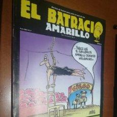 Cómics: EL BATRACIO AMARILLO 106. VARIOS AUTORES. REVISTA DE HUMOR. OTRA PORTADA. BUEN ESTADO. DIFICIL. Lote 218123377