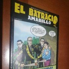 Cómics: EL BATRACIO AMARILLO 104. VARIOS AUTORES. REVISTA DE HUMOR. OTRA PORTADA. BUEN ESTADO. DIFICIL. Lote 218123556