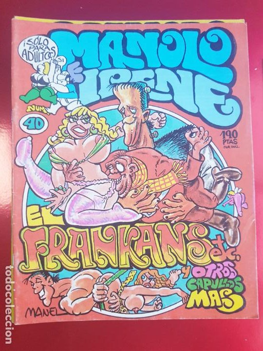Cómics: LOTE COMICS-MANOLO E IRENE-23 FASCÍCULOS-VER NÚMEROS Y FOTOS. - Foto 25 - 218146372
