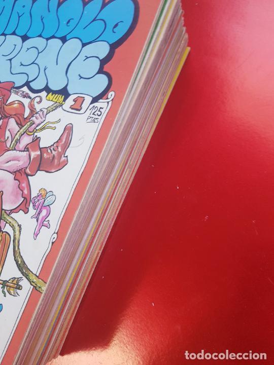 Cómics: LOTE COMICS-MANOLO E IRENE-23 FASCÍCULOS-VER NÚMEROS Y FOTOS. - Foto 29 - 218146372
