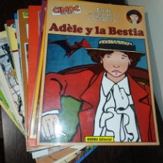 Cómics: LOTE CIMOC EXTRA COLOR. Lote 218255107