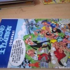Cómics: MORTADELO Y FILEMON - OKUPAS Y 305. Lote 218280567