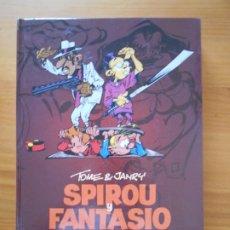 Cómics: SPIROU Y FANTASIO INTEGRAL Nº 14 - 1984 - 1987 - TOME & JANRY - DIBBUKS - TAPA DURA (CC). Lote 218380481