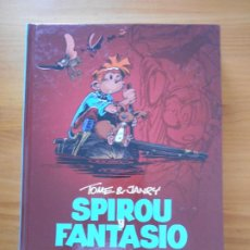Cómics: SPIROU Y FANTASIO INTEGRAL Nº 15 - 1988 - 1991 - TOME & JANRY - DIBBUKS - TAPA DURA (CC). Lote 218380818