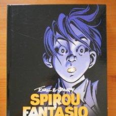 Cómics: SPIROU Y FANTASIO INTEGRAL Nº 16 - 1992 - 1999 - TOME & JANRY - DIBBUKS - TAPA DURA (CC). Lote 218380921