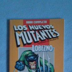 Comics: LOS NUEVOS MUTANTES VERDAD O MUERTE LOBEZNO, FORUM, BUEN ESTADO. Lote 218400612