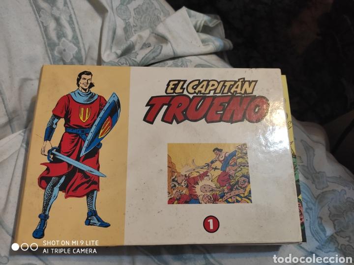 CAPITÁN TRUENO (Tebeos y Comics - Comics Pequeños Lotes de Conjunto)
