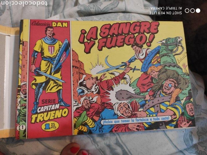 Cómics: Capitán Trueno - Foto 3 - 218429982