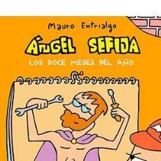 Cómics: CÓMICS. ANGEL SEFIJA LOS DOCE MESES DEL AÑO - MAURO ENTRIALGO. Lote 218447738