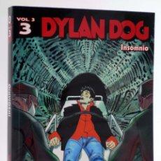 Cómics: DYLAN DOG VOL. 3 Nº 1. INSOMNIO (VVAA) ALETA, 2014. OFRT ANTES 15,95E. Lote 218530087