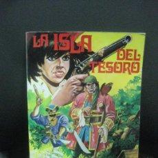 Cómics: LA ISLA DEL TESORO. EDICIONES AMAIKA 1981.. Lote 218568827