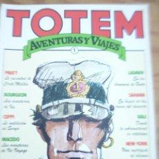 Cómics: TOTEM AVENTURAS Y VIAJES 1-2-3-4. Lote 218608510