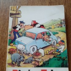 Cómics: PINON Y TELVA. 1971. ALFONSO IGLESIAS. GRAFICAS SUMMA. OVIEDO. ASTURIAS. BABLE. PININ. Lote 218614801
