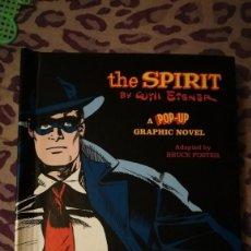 Cómics: THE SPIRIT. A POP UP GRAPHIC NOVEL. VER FOTOS CON ALGUNOS DE LOS DESPLEGABLES. IDEAL COLECCIONISTAS. Lote 218634048
