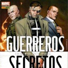 Fumetti: GUERREROS SECRETOS. PANINI 2009. Nº 7. Lote 218655788