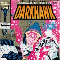 Comics : DARKHAWK. FORUM 1993. Nº 14. Lote 218657630