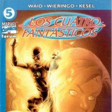Cómics: LOS 4 FANTÁSTICOS V5. FORUM 2003. Nº 5. Lote 218657856