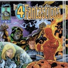 Cómics: LOS 4 FANTÁSTICOS V2 (HEROES REBORN) FORUM 1997. Nº 6. Lote 218657865