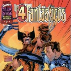 Cómics: LOS 4 FANTÁSTICOS V2 (HEROES REBORN) FORUM 1997. Nº 7. Lote 218657882
