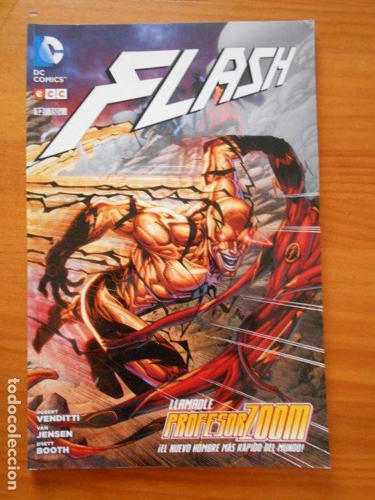FLASH Nº 12 - DC - ECC (Z) (Tebeos y Comics - Comics otras Editoriales Actuales)