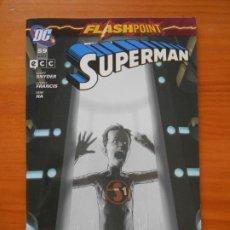 Cómics: SUPERMAN Nº 59 - FLASHPOINT - DC - ECC (Z). Lote 218684140