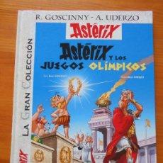 Cómics: ASTERIX Y LOS JUEGOS OLIMPICOS - LA GRAN COLECCION Nº 12 - GOSCINNY, UDERZO - SALVAT - TAPA DURA (B1. Lote 218690108