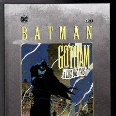 Comics: BATMAN : GOTHAM A LUZ DE GAS - ECC / DC / TAPA DURA / EDICIÓN TABLOIDE MIKE MIGNOLA & CRAIG RUSSELL. Lote 218354685