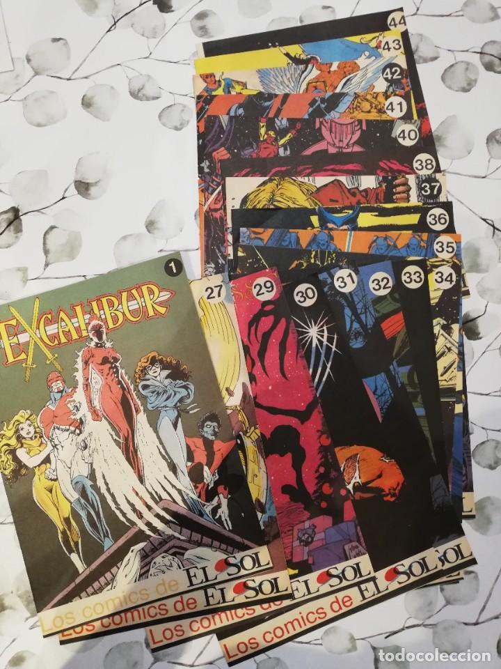 LOTE DE COMICS EL SOL (Tebeos y Comics - Comics Pequeños Lotes de Conjunto)