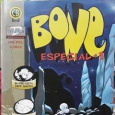 Cómics: COMIC BONE ESPECIAL #1. Lote 218810360