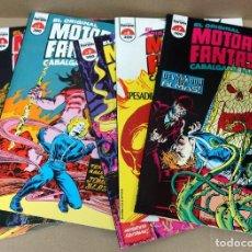 Comics : EL ORIGINAL MOTORISTA FANTASMA CABALGA DE NUEVO.COMPLETA 7 NºS.FORUM.MUY BUENOS.. Lote 280720908