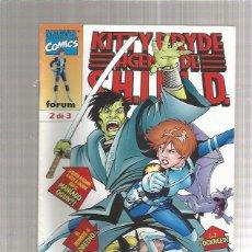 Cómics: KITTY PRYDE AGENTE S.H.I.E.L.D 2. Lote 218827197