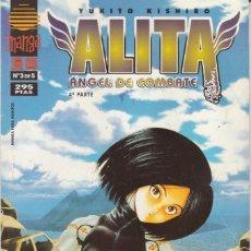 Cómics: CÓMIC MANGA ALITA ANGEL DE COMBATE Nº 3 ED.PLANETA / FORUM. Lote 218840791