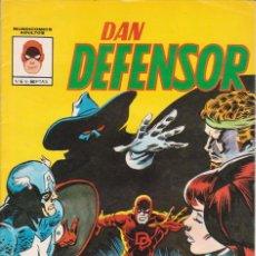 Cómics: CÓMIC DAN DEFENSOR Nº 6 ED.VÉRTICE MUNDICOMICS 82 (COLOR). Lote 218842647