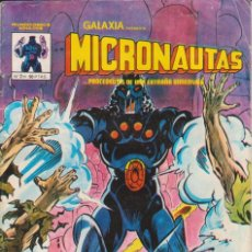 Cómics: CÓMIC MARVEL GALAXIA PRESENTA MICRONAUTAS Nº 2 ED.VÉRTICE (COLOR). Lote 218843876
