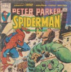 Cómics: CÓMIC MARVEL PETER PARKER - SPIDERMAN Nº 11 ED.VÉRTICE (COLOR). Lote 218844113