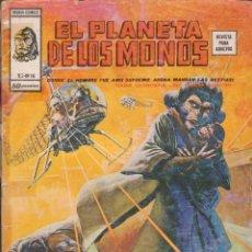 Cómics: CÓMIC EL PLANETA DE LOS MONOS V.2 Nº 16 ED.VÉRTICE. Lote 218844362