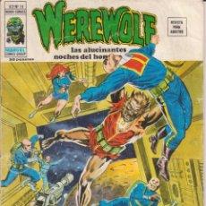 Cómics: CÓMIC MARVEL WEREWOLF V.2 Nº 18 ED.VÉRTICE. Lote 218845011