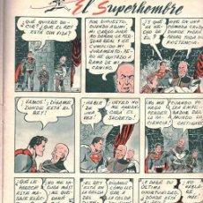 Cómics: 1949 BILLIKEN # 1561 SUPERMAN LINO PALACIO C/LAMINA PANCHO BRONCAS CONEJIN AGUILA PELOPINCHO & CACHI. Lote 218850747