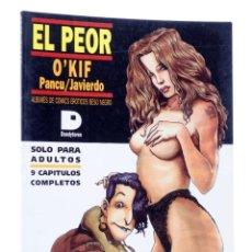Cómics: EL PEOR (O'KIF / PANCU / JAVIERDO) DOEDYTORES, 1994. OFRT. Lote 230061280