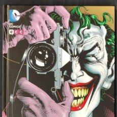 Cómics: BATMAN - LA BROMA ASESINA - ALAN MOORE - ECC. Lote 218867007