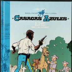 Cómics: CASACAS AZULES - 1981 1983 - DOLMEN -. Lote 218867347
