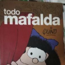 Cómics: TODO MAFALDA - CÍRCULO DE LECTORES. Lote 218869316